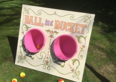 ball in bucket vintage_n